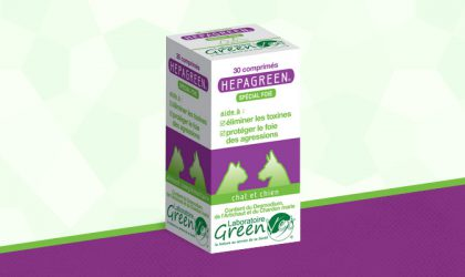 Greenvet Hepagreen