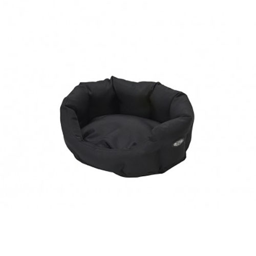 Buster Cocoon Bed Noir