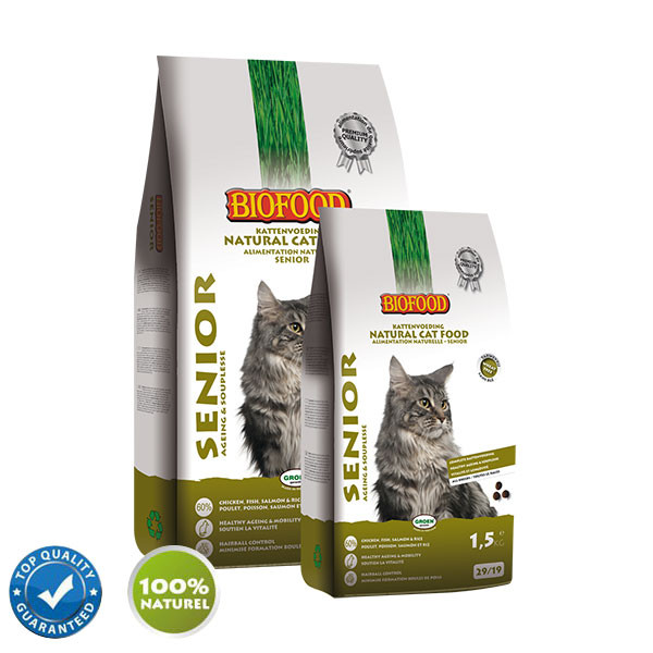 Biofood Croquettes Chat Senior