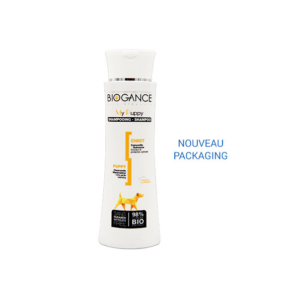 Biogance Shampooing pour Chiot - 250 ml