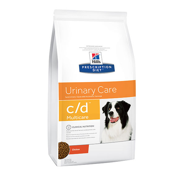 Hill's Canine c/d - 1 x 2 kg