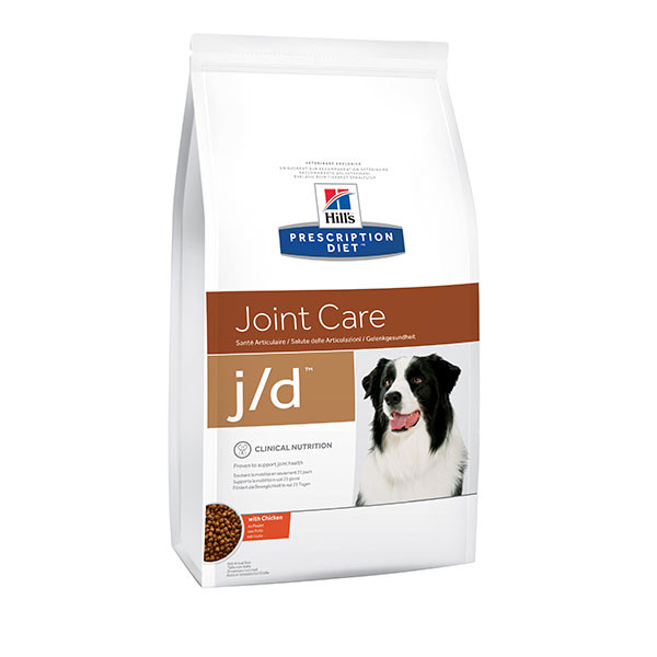 Hill's Prescription Diet Canine j/d - 1 x 5 kg