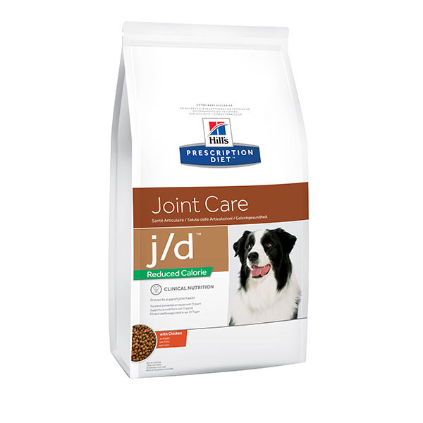 Hill's Canine j/d Reduced Calorie - 1 x 4 kg