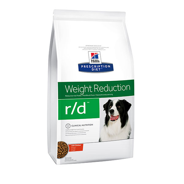 Hill's Prescription Diet Canine r/d - 1 x 4 kg