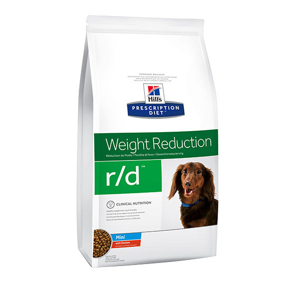 Hill's Prescription Diet Canine r/d Mini - 1 x 1,5 kg