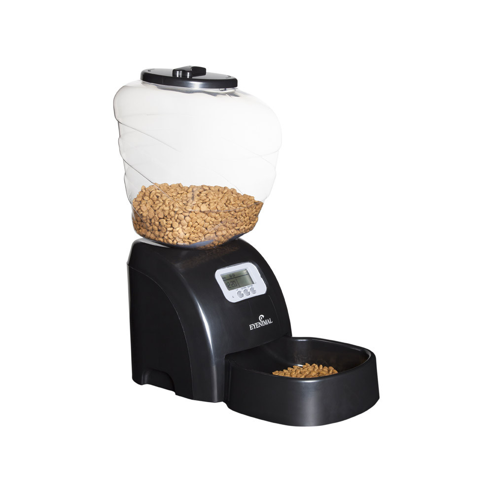 Numaxes Eyenimal Pet Feeder - Distributeur Automatique de Croquettes
