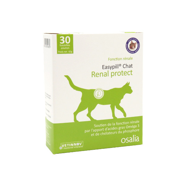 Easypill Rénal Protect pour Chat