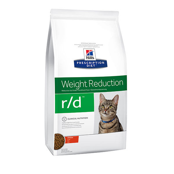 Hill's Prescription Diet Feline r/d - 1 x 5 kg