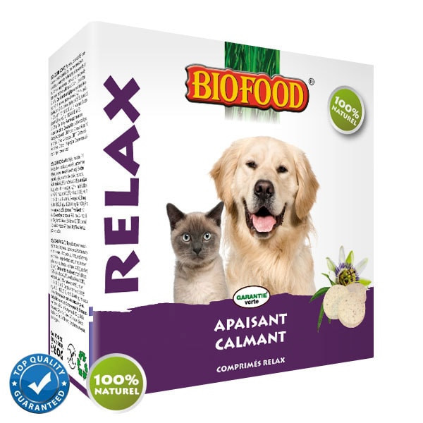Biofood Relax - 100 cps