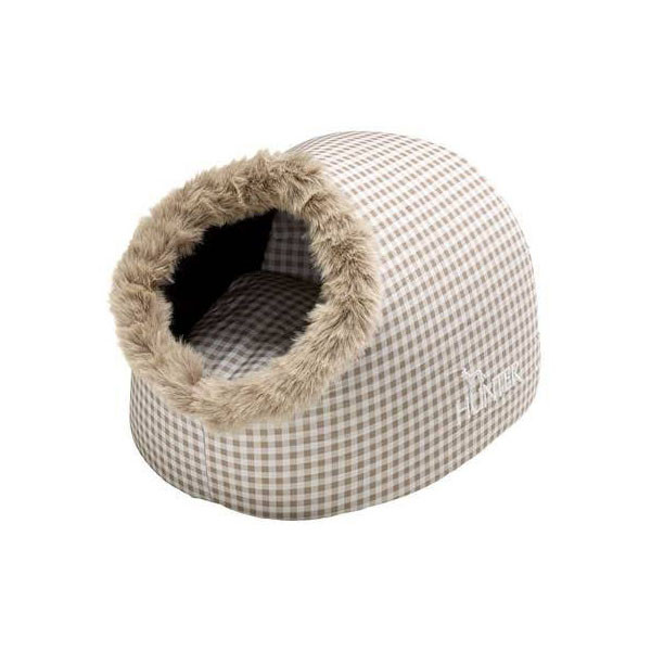 Igloo Beige pour Chat