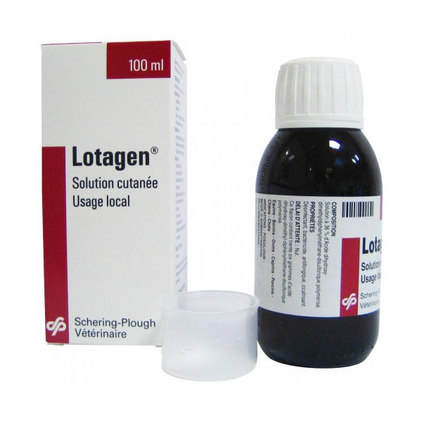 Lotagen Solution - 100 ml