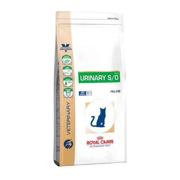 Royal Canin Vdiet Cat Urinary S/O - 9 Kg