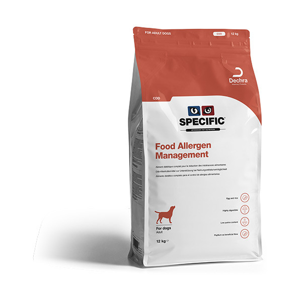 SPECIFIC CDD Food Allergen Management - 12 Kg