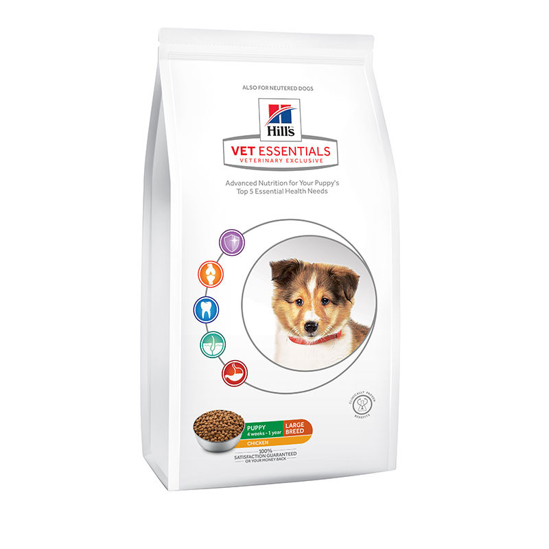 Hill's VetEssentials Canine Puppy Large - 12 Kg