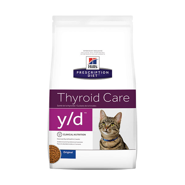 Hill's Prescription Diet Feline y/d - 1 x 1,5 kg
