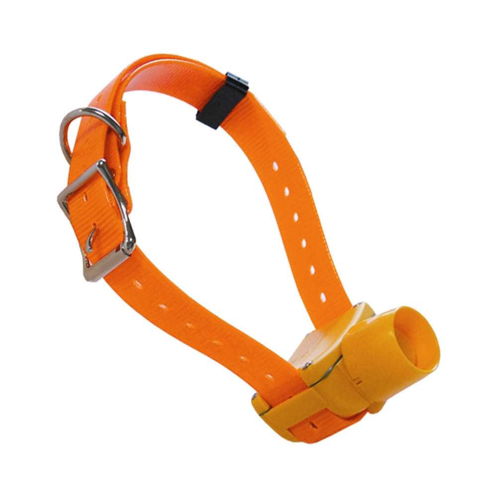Numaxes Canibeep Radio Pro - Collier Supplémentaire Orange
