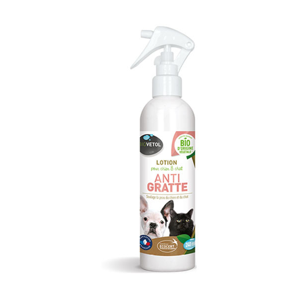 Biovetol Lotion Anti-Gratte - 240 ml