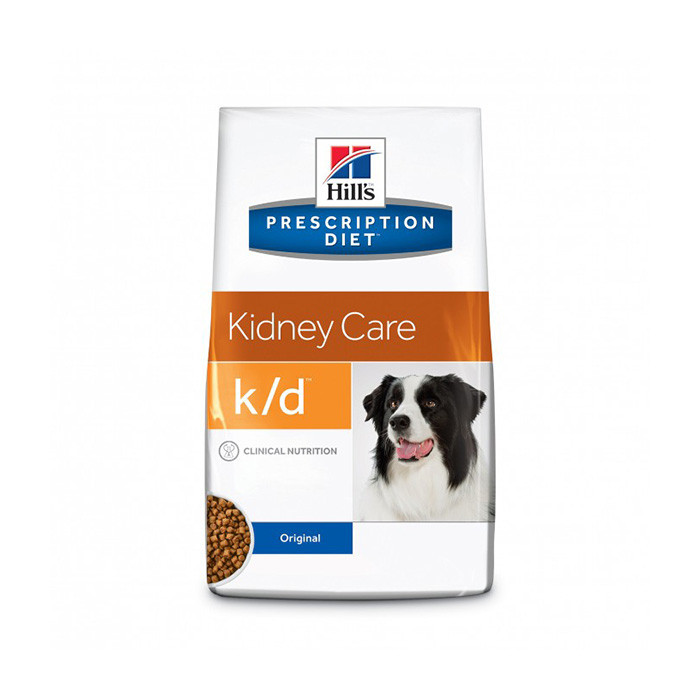 Hill's Canine k/d - 1 x 2 kg