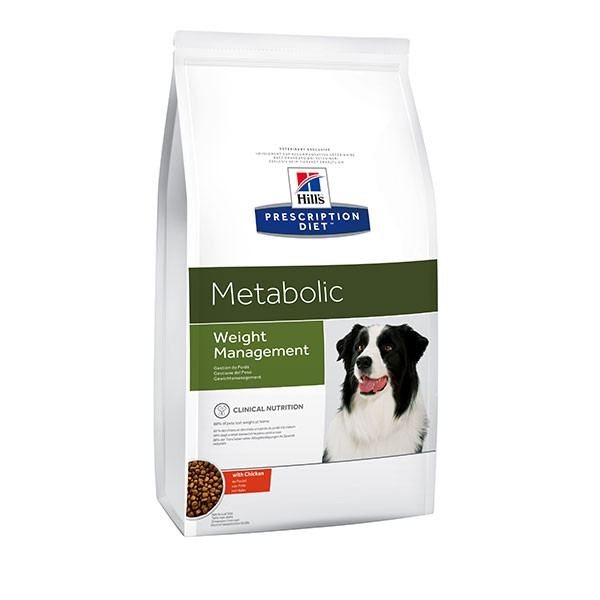 Hill's Prescription Diet Canine Metabolic - 1 x 4 kg