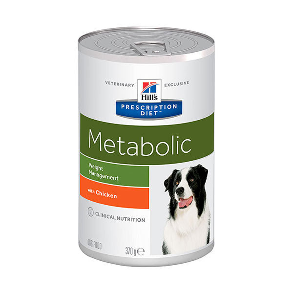 Hill's Prescription Diet Canine Metabolic - 12 x 370 gr