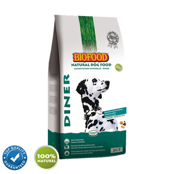 Biofood Croquettes Diner Light Chien
