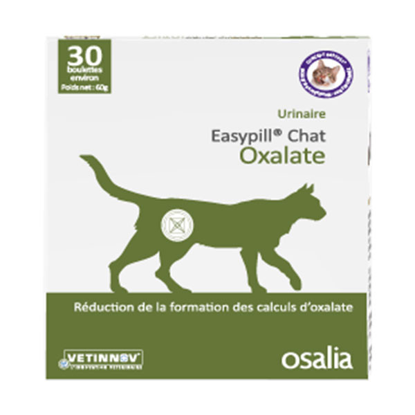 Easypill Oxalate pour Chat