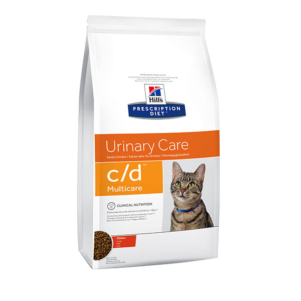 Hill's Prescription Diet Feline c/d Multicare Poulet pour Chat