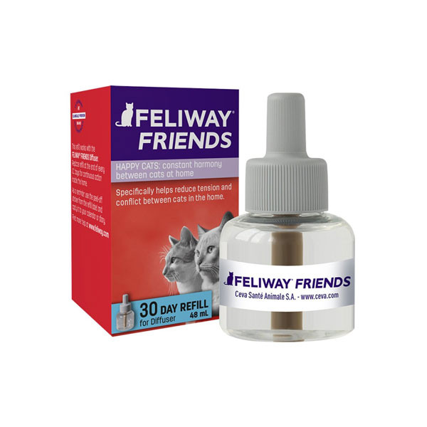 Feliway Friends Recharge Diffuseur
