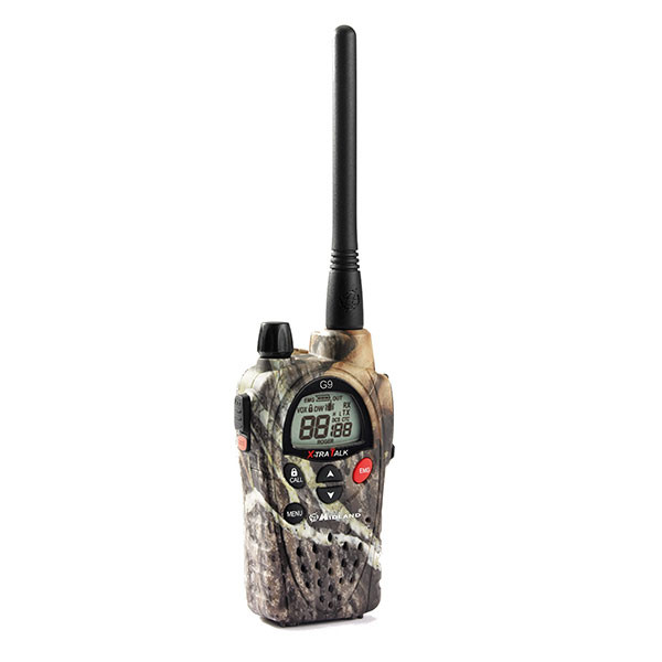 Midland Talkie-Walkie Rechargeable G9 - Camouflage