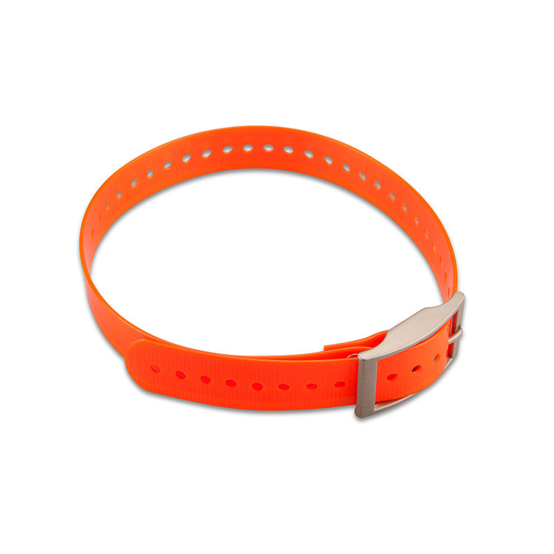 Garmin Sangle pour Collier T5 et TT15 Orange