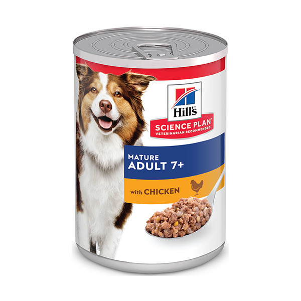 Hill's Science Plan Canine Mature Adult Poulet - 12 x 370 g