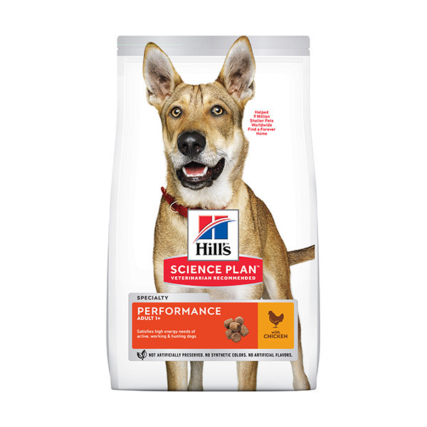 Hill's Science Plan Canine Adult Performance - 14 Kg