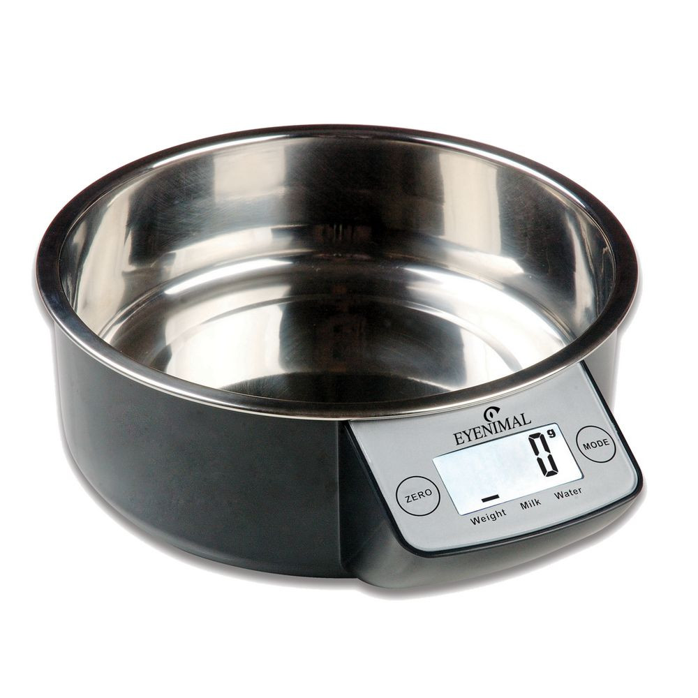 Numaxes Eyenimal Intelligent Pet Bowl - Gamelle avec Balance