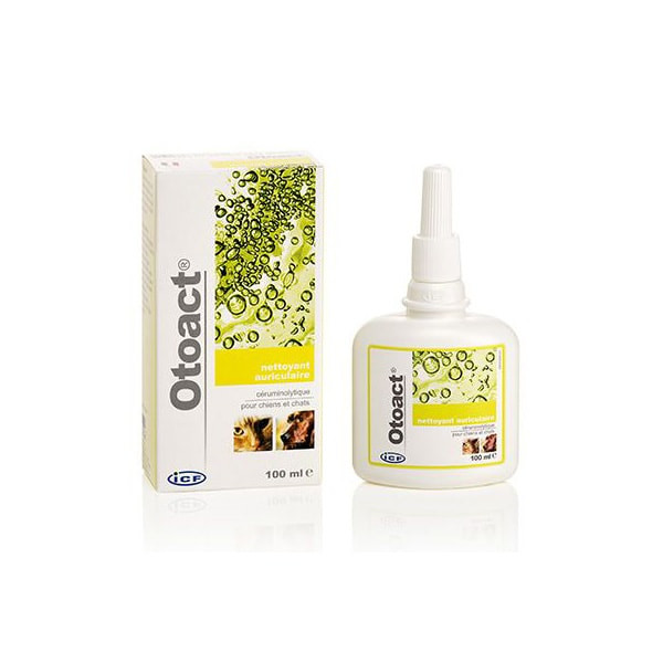 Otoact Nettoyant Auriculaire - 100 ml