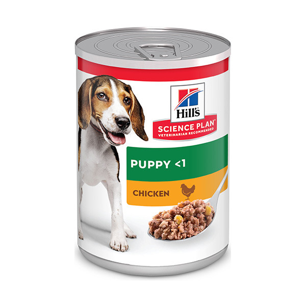 Hill's Science Plan Canine Puppy Poulet - 12 x 370 g