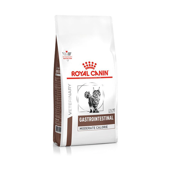Royal Canin Vdiet Cat Gastro Intestinal Moderate Calorie