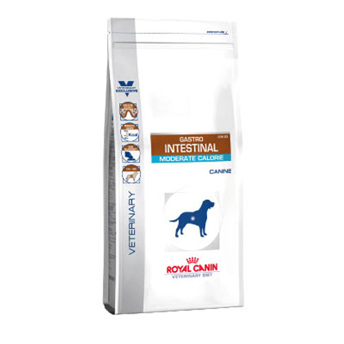Royal Canin Vdiet Dog Gastro Intestinal Moderate Calorie - 2 Kg