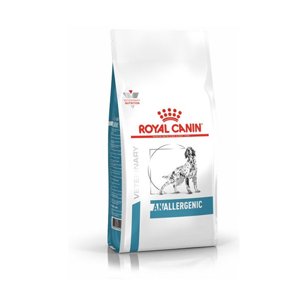 Royal Canin Vdiet Dog Anallergenic - 1 x 8 Kg