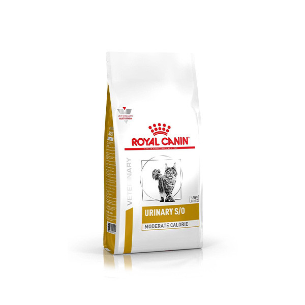 Royal Canin Vdiet Cat Urinary S/O Moderate Calorie