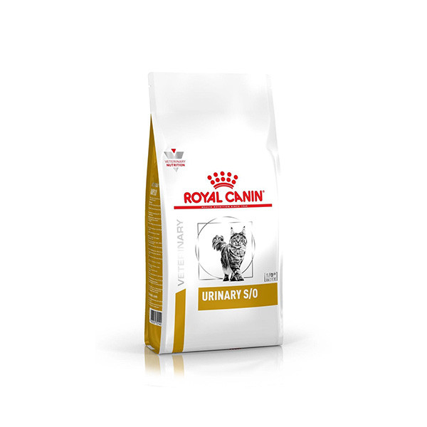 Royal Canin Vdiet Cat Urinary S/O - 1,5 Kg