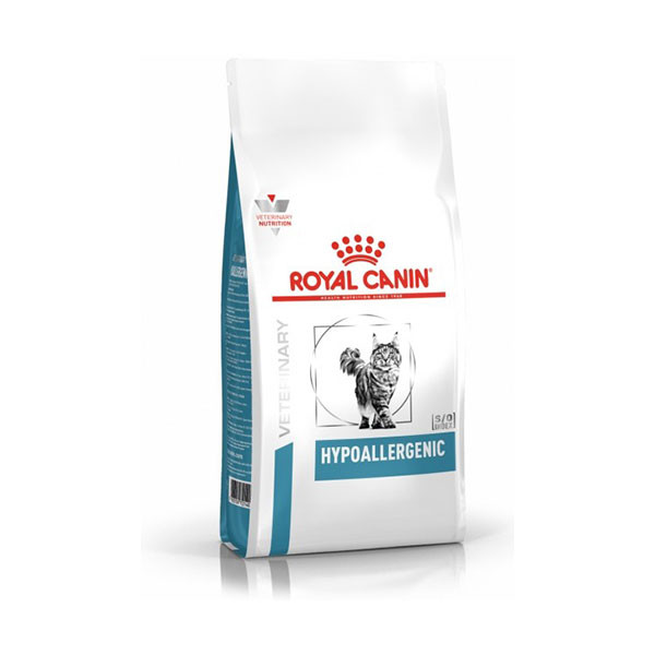 Royal Canin Vdiet Cat Hypoallergenic - 4,5 Kg