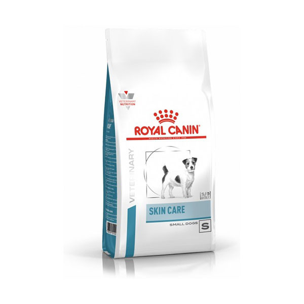 Royal Canin Vdiet Dog Skin Care Adult Small Dog - 4 Kg
