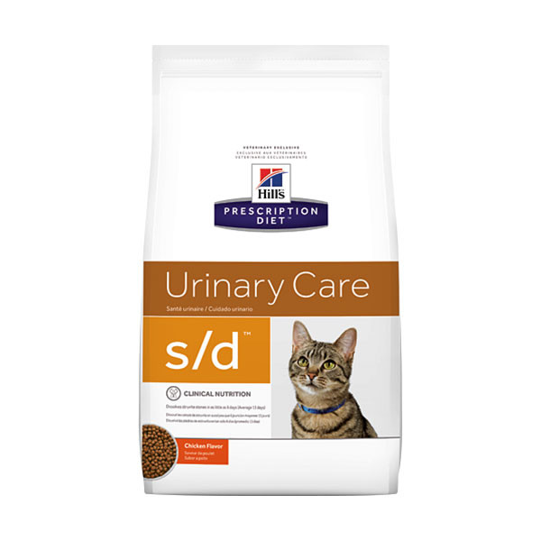 Hill's Prescription Diet Feline s/d - 5 kg
