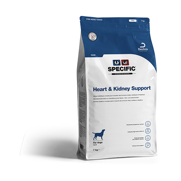 SPECIFIC CKD Heart & Kidney Support - 2 Kg