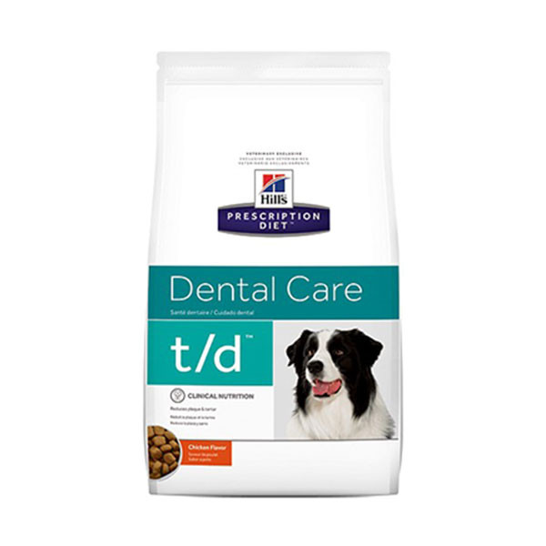 Hill's Prescription Diet Canine t/d - 3 kg