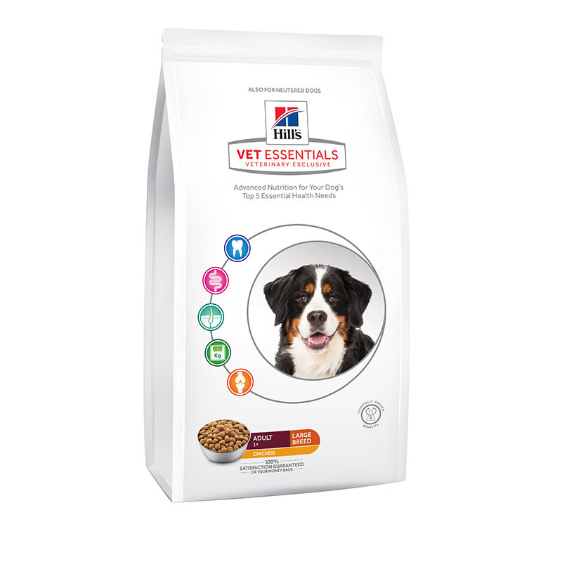 Hill's VetEssentials Canine Adult Large - 13 Kg